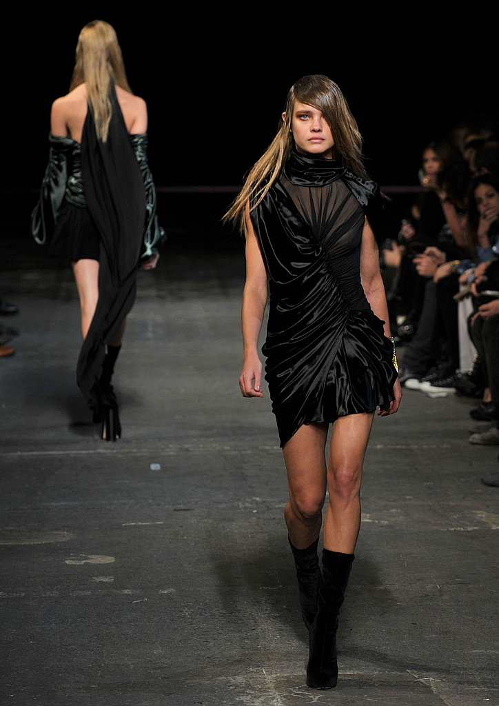 Alexander Wang Fall 2010: Wall Street, Wang-Style