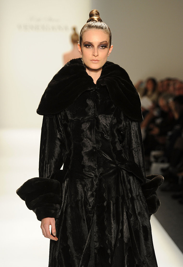 New York Fashion Week: Venexiana Fall 2010