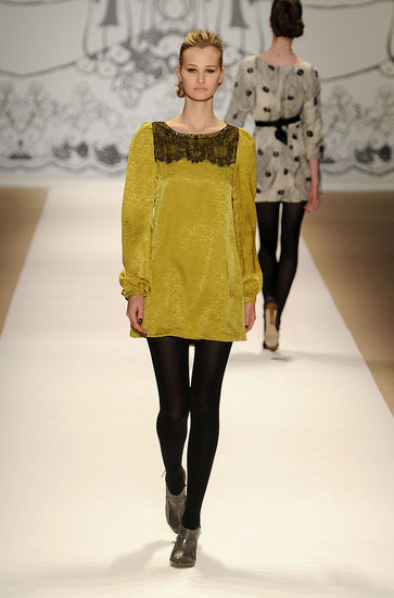 New York Fashion Week: Twinkle by Wenlan Fall 2010