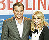 Slide Photo of Michelle Williams and Leonardo DiCaprio at Berlin Film Festival