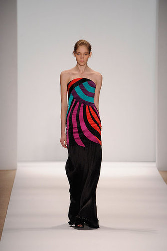 New York Fashion Week: Carlos Miele Fall 2010