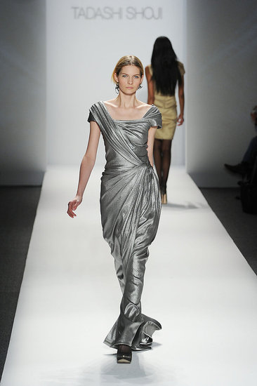 New York Fashion Week: Tadashi Shoji Fall 2010