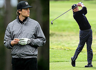 Photos of Tom Brady Playing in a Golf Tournament in Pebble Beach