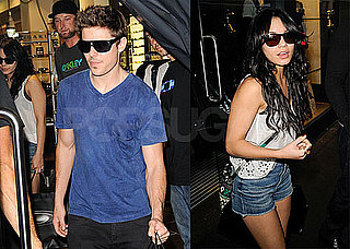 Photos of Zac Efron and Vanessa Hudgens Vacationing in Australia Together