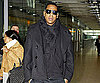 Slide Photo of Jay-Z at Heathrow Airport