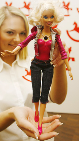Photos of Barbie Video Girl Doll