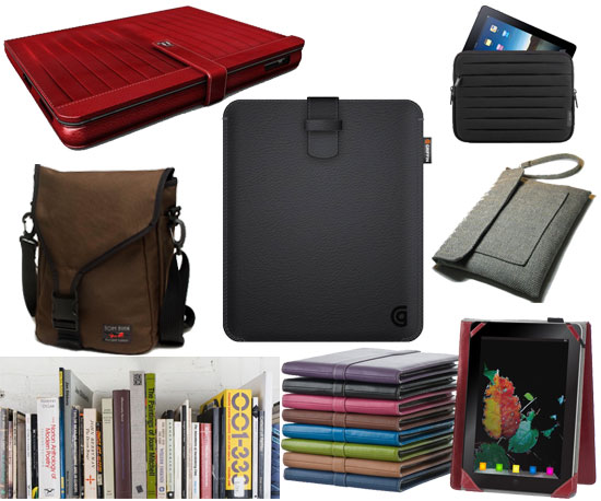 Covering It Up: Sleeves and Cases for Your iPad