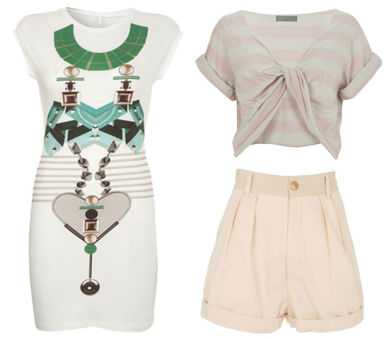Sneak Peek! Topshop's New Spring Collections