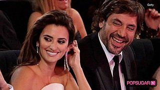 Penelope Cruz and Javier Bardem in Spain