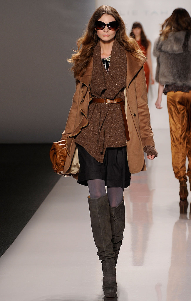 New York Fashion Week: Elie Tahari Fall 2010