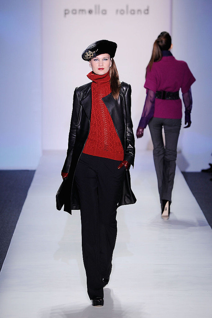 New York Fashion Week: Pamella Roland Fall 2010