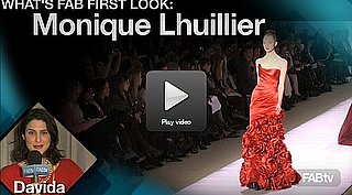 Monique Lhuillier Fall 2010 2010-02-17 09:00:08