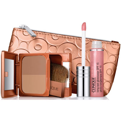 Touch Of Bronze Clinique Set