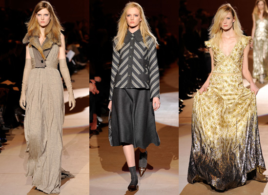 Photos of Marc Jacobs' Autumn Collection 2010