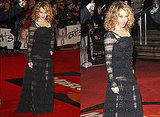 Photos of Kylie Minogue at the 2010 Brit Awards