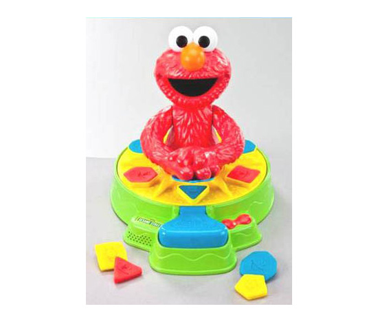 Shape and Spin Elmo