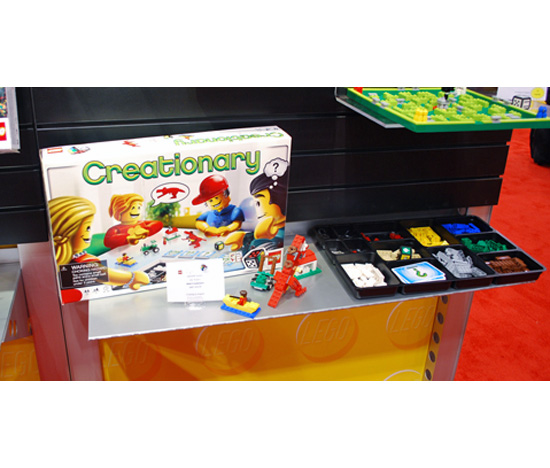LEGO Board Games