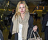 Slide Photo of Kate Winslet at Heathrow in London