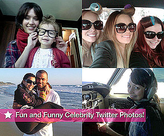 Fun and Funny Celebrity Twitter Photos 2010-02-19 15:50:45