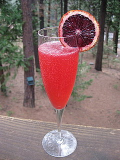 Blood Orange French 75 Recipe