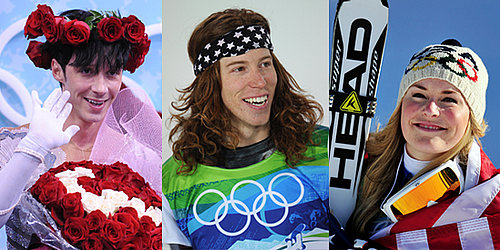 Who's the Most Entertaining Olympian?