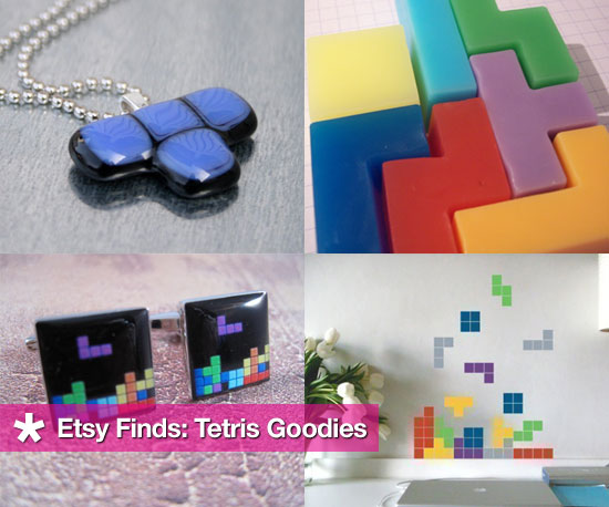 Etsy Finds: Tetris Goodies