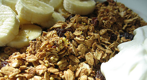 Recipe For Low Calorie, Lowfat Granola