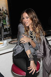 Sarah Jessica Parker Talks Hair and Makeup