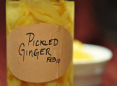 Pickled Ginger Recipe