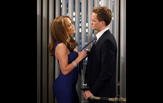 But will Barney succumb? (Probably). Photo courtesy of CBS