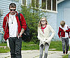 Slide Photo of Ryan Phillippe and Ava Phillippe in LA