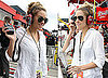 Photos of Lauren Conrad Attending NASCAR Sprint Cup in California