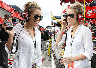 Photos of Lauren Conrad Attending NASCAR Sprint Cup in California 2010-02-22 11:00:00