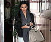 Slide Photo of Kim Kardashian Leaving Lunch in LA