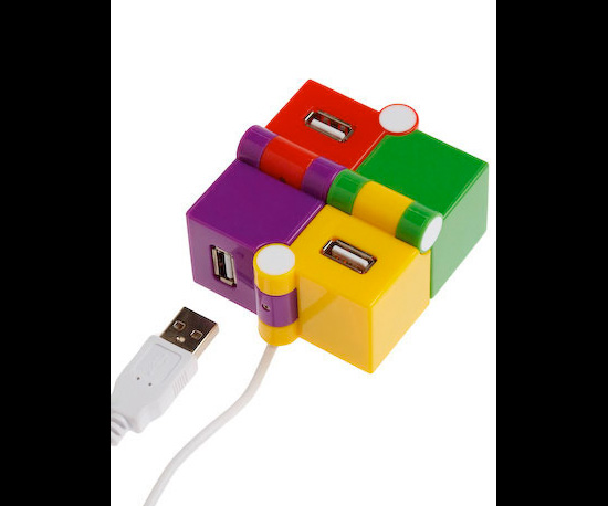 More Power to You USB Hub