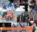 Top 10 US Winter Olympic Moments
