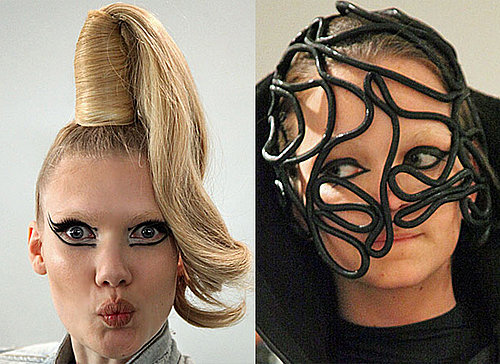 The Oddest Looks From 2010 Fall New York Fashion Week