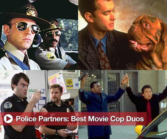 Police Partners: Best Movie Cop Duos
