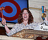 Slide Photo of Shaun White Ringing Bell at NYSE
