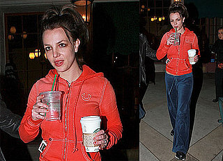 Photos of Britney Spears in Sweats in LA