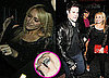 Photos of Newly-Engaged Hilary Duff And Mike Comrie Leaving Katsuya in LA After Returning From Vacation