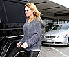 Slide Photo of Hilary Duff at LAX 2010-02-24 12:30:00
