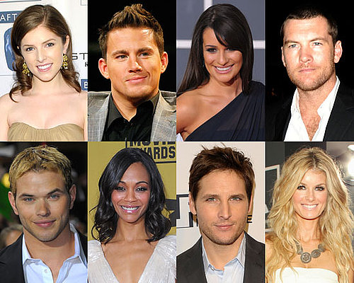 Check Out the Latest Celeb Pages and Vote On Your Favorite Stars!