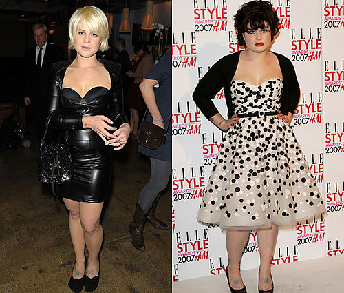 Kelly Osbourne Talks About Weight, Diet, and Exercise in Us Magazine