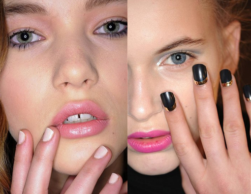 Nail Trends For Fall 2010 From New York Fashion Week