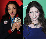 Meryl Davis Played by Michelle Trachtenberg