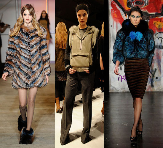2010 Fall NYFW Trend: Fur Fest