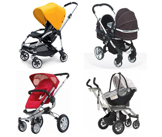 2010 Strollers: New Models Versus the Old Ones