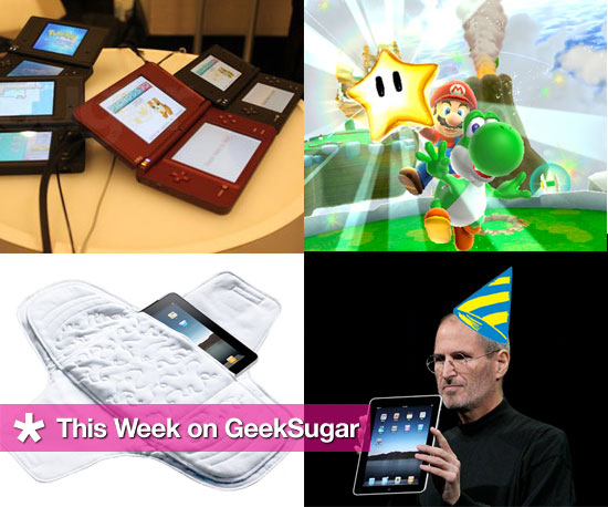 This Week on GeekSugar 2010-02-27 04:00:10
