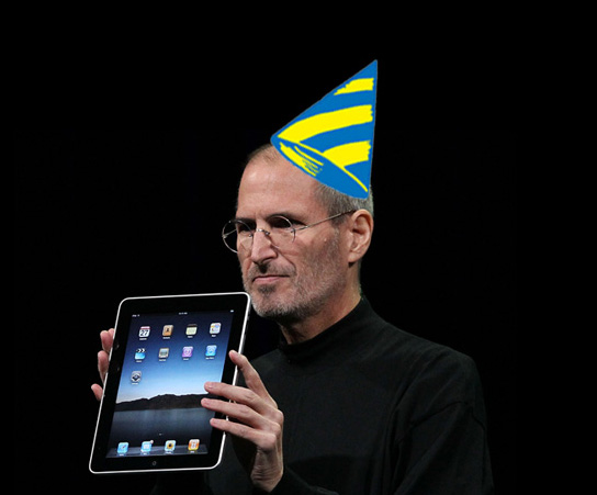 Happy Birthday Steve Jobs!